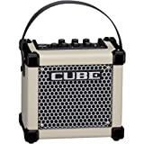 Roland MICRO CUBE GX | Micro Cube Battery Powered Guitar Amplifier White