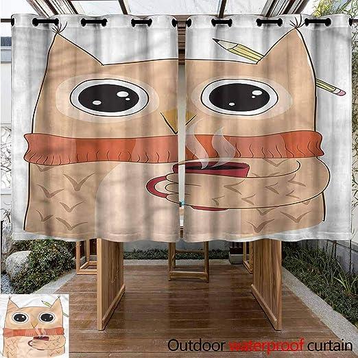 Sunnyhome Cortina para Puerta corredera, Moderna, con diseño de ...