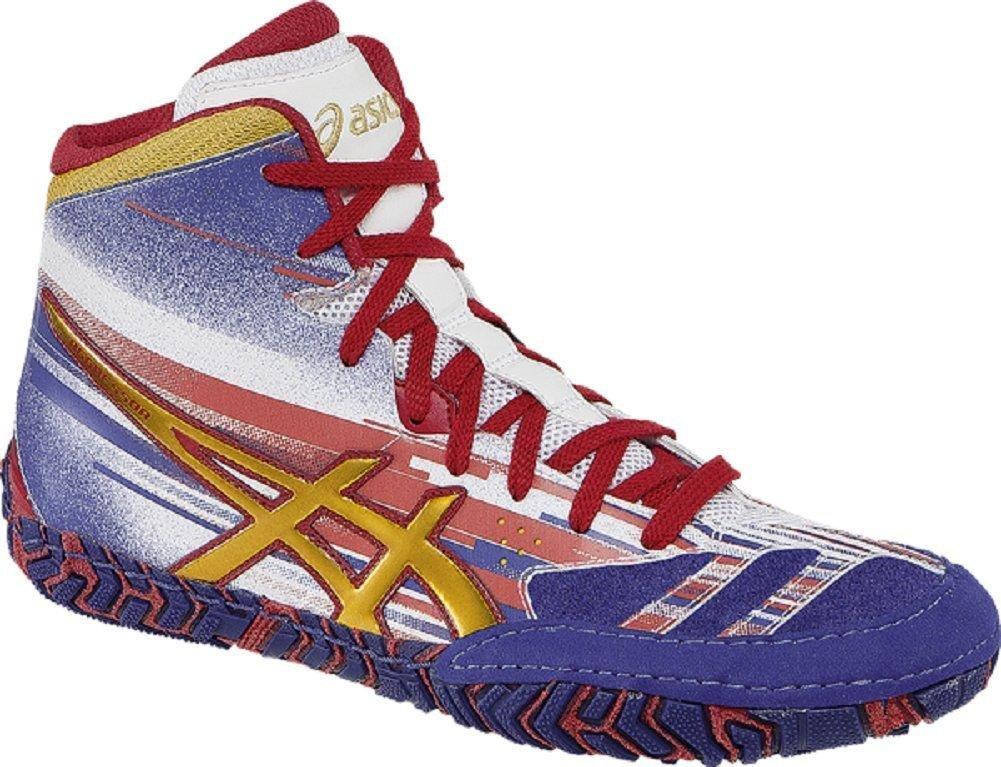 ASICS Aggressor 2 L.E. Lightning Strike Wrestling Shoes by ASICS