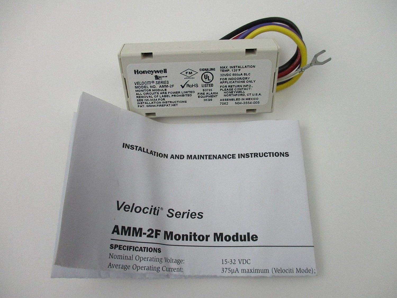 Honeywell FCI AMM-2F ADDRESSABLE  MONITORING MODULE