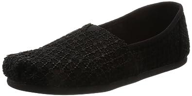59290bca020 TOMS Crochet Lace Alpargata ESP