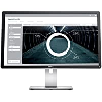 """Dell P2415Q Monitor Ultra HD 24"""", LED-Lit, 3840 x 2160, 1 HDMI, 4 USB, 60 Hz"""
