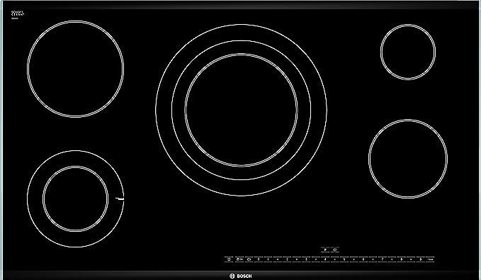 Bosch PKD975N24D - Placa Vitrocerámica Pkd975N24D Con 5 ...