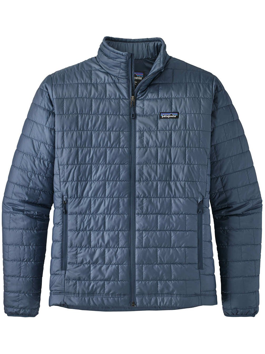 Patagonia Ms Nano Puff Jacket (Dolomite Blue, X-Large) by Patagonia