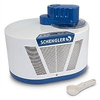 Schengler Eismaschine mit Kompressor - SEM10 (Eiscrememaschine)