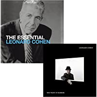The Essential (Greatest Hits) - You Want It Darker - Leonard Cohen 2 CD Album Bundling