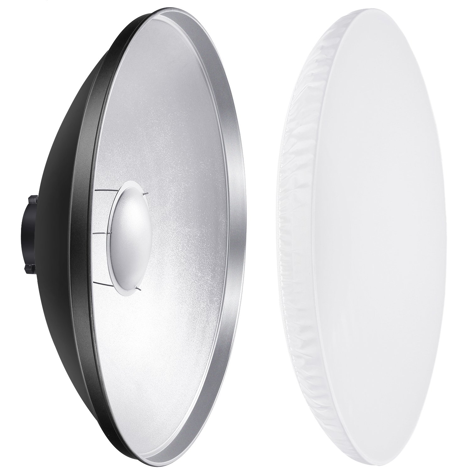 Neewer 16 inches/41 Centimeters Aluminum Standard Reflector.