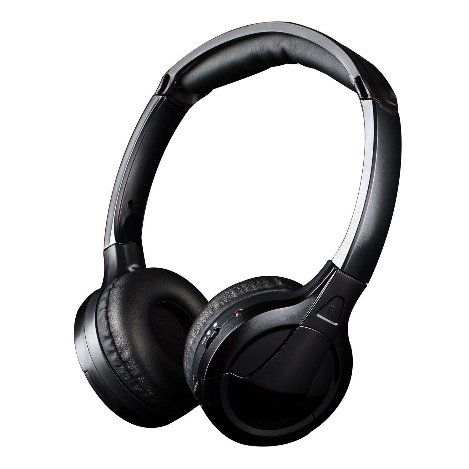 94aa93a8b43 Wireless TV Headphones [No Latency], Jelly Comb Wireless RF Stereo  [Rechargeable] Headphones Headset Earphone with 3.5mm Audio-out Jack for  TV, Cell Phone, ...