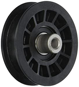 MaxPower 13179 Flat Idler Pulley Replaces Poulan/Husqvarna/Craftsman 194327, 532194327