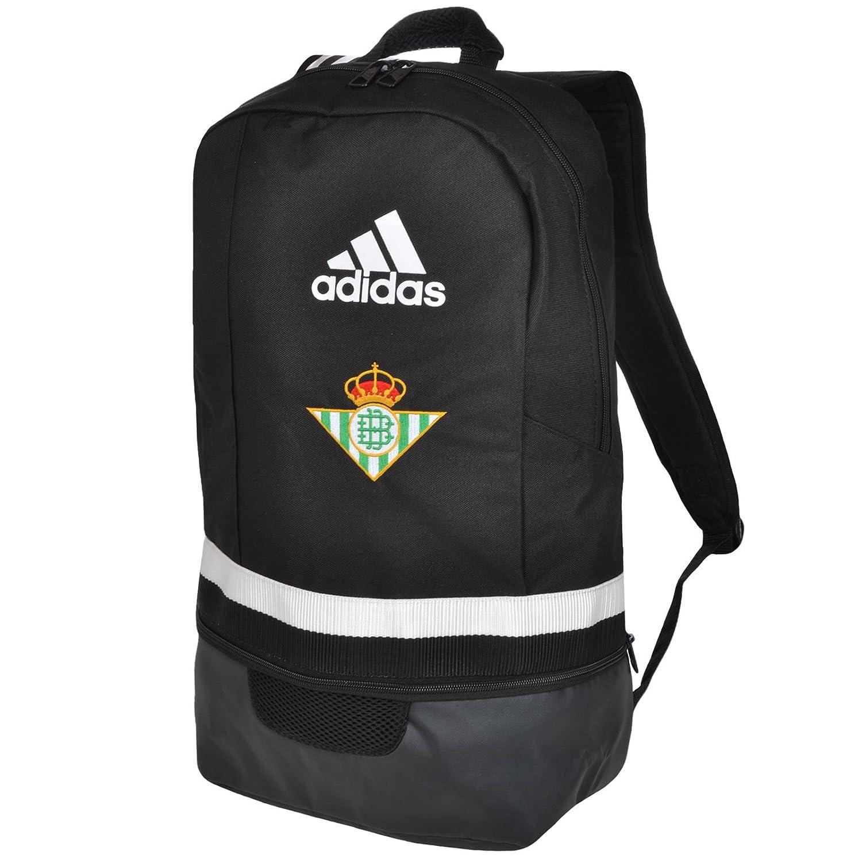 adidas Betis Bp Mochila, Unisex adulto, Negro, Talla Única BH1357