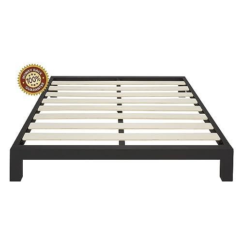 Low Platform Beds Amazon Com
