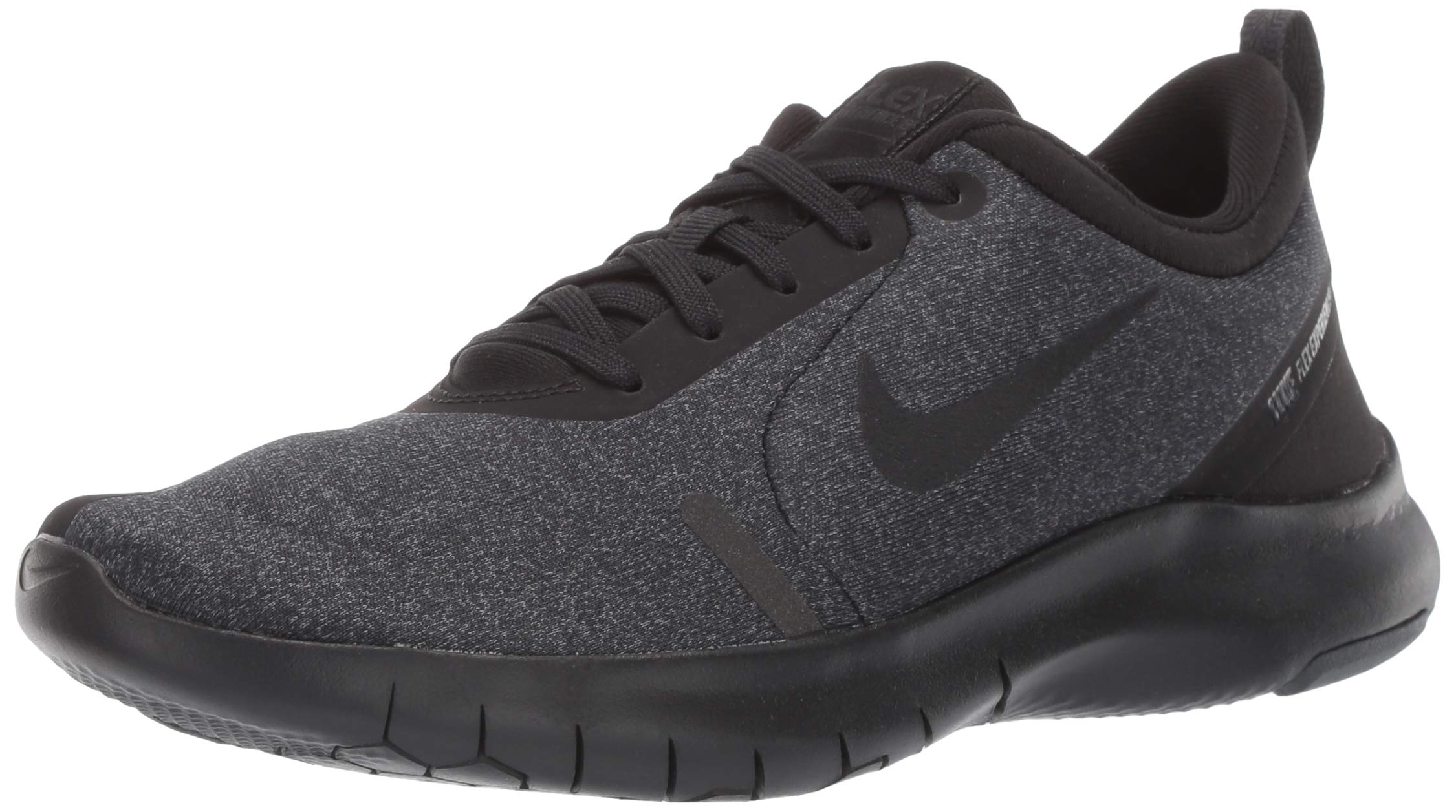 Nike Men's Flex Experience Run 8 Shoe, Black-Anthracite-Dark Grey, 8.5 Regular US