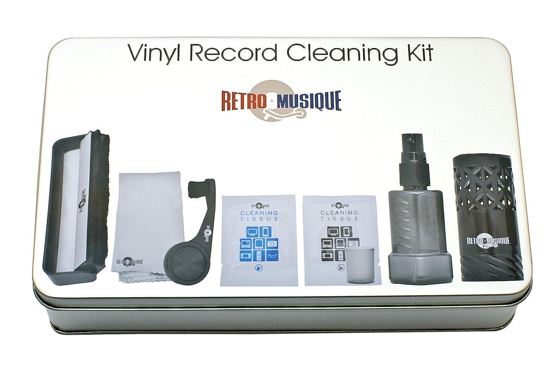 Kit de limpieza para discos de vinilo retro, todo lo...