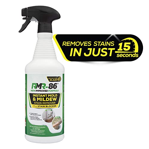 RMR-86 Instant Mold Stain And Mildew Stain Remover