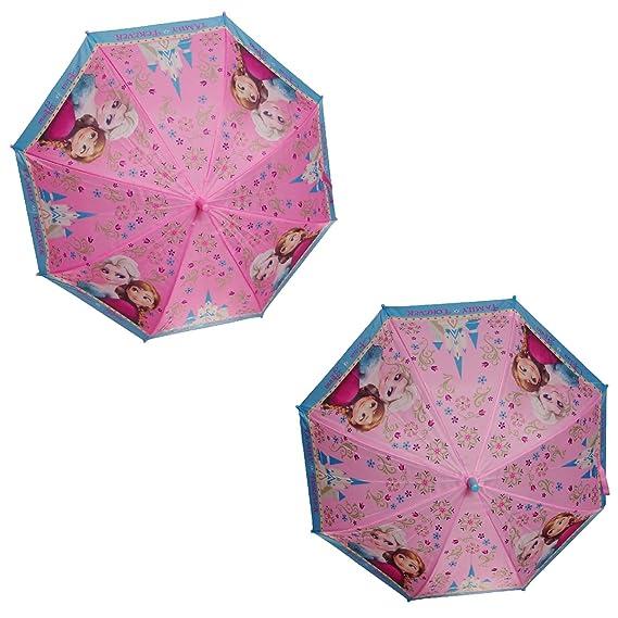 Paraguas Frozen Disney automatico 48cm