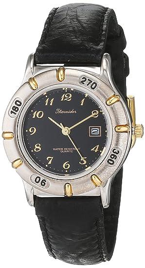 Thermidor Reloj Análogo clásico para Mujer de Cuarzo con Correa en Cuero 23009
