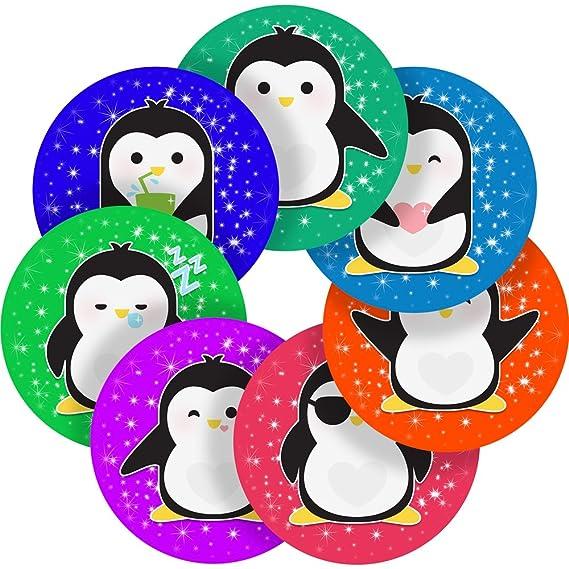 Parents Graphic Flavour Happy Birthday Reward Sticker Labels 6 Stickers @ 9.5cm Teachers Children