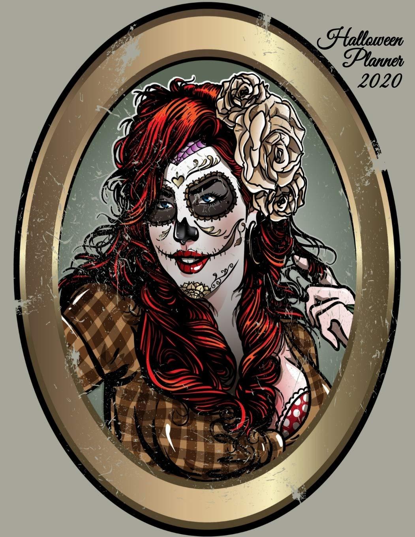 Dia De Halloween 2020 Buy Halloween Planner 2020: Dia De Los Muertos Calendar 2020