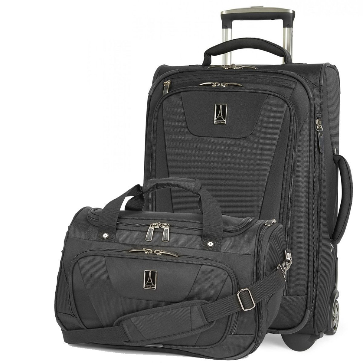 Travelpro Maxlite 4 Expandable Rollaboard 22 Inch Suitcase by