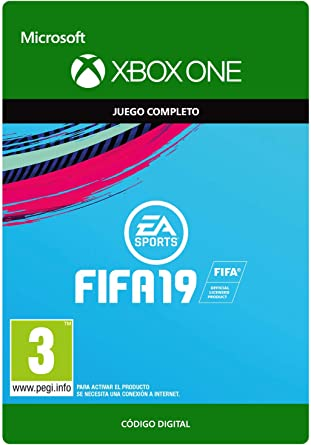 FIFA 19 - Standard Edition | Xbox One - Código de descarga: Amazon ...