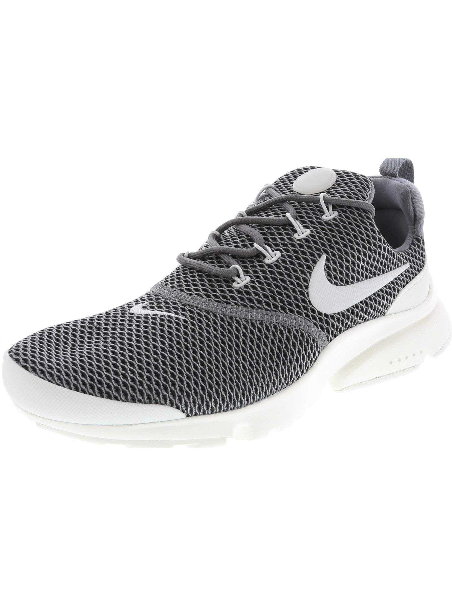 new product 28986 5f8a4 Galleon - Nike Women s Presto Fly Cool Grey Pure Platinum Ankle-High  Running Shoe - 6.5M