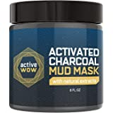 Active Wow Activated Charcoal Mud Mask