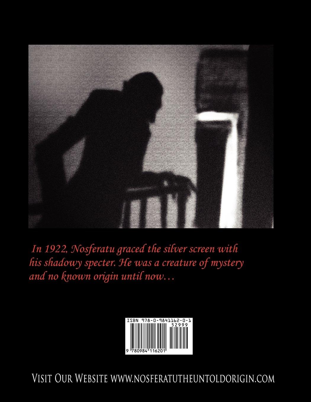 Nosferatu The Untold Origin: Louis Pecsi: 9780984116201: Amazon: Books
