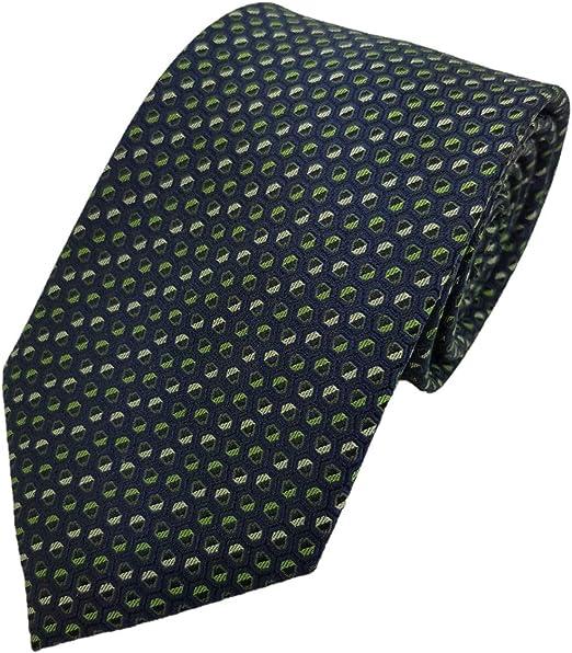 Silk Ties corbata de seda con lunares 8, 5 cm, Krawatte Seide 8.5 ...