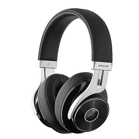 Edifier W855BT Auriculares De DJ Con Cable E Inalámbricos (NEGRO)