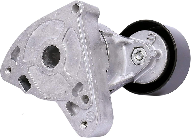 06-15 Civic HICKS 38278 19111831 Automatic Belt Tensioner Pullay Fits Acura 13-15 ILX 02-14 CR-V 03-11 Element 04-06 Tsx//Honda 03-07 Accord 2.0L 2.3L 2.4L L4 07-12 Rdx