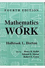 Mathematics at Work (Volume 1) Paperback