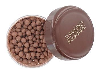 amazon com sunkissed jumbo bronzing pearls 45g health personal care