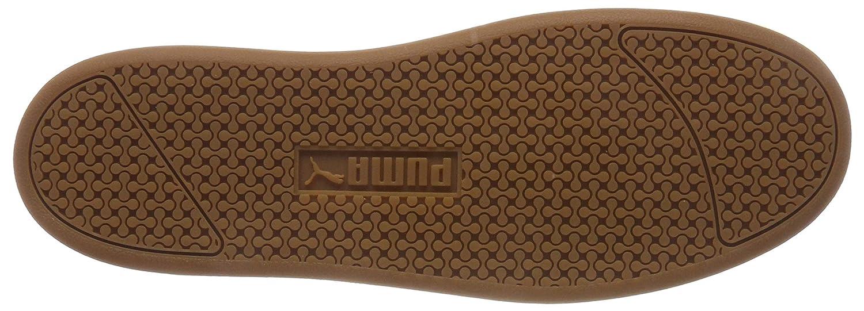 Puma Damen Smash Platform Weiß VT Sneaker, Blau (Cerulean-puma Weiß Platform 01) eb1464