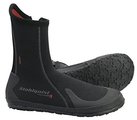 Stohlquist Men's Tideline Low Boots Black 10