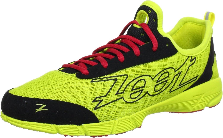 Zoot Kiawe, Zapatillas de Triathlon Unisex, Amarillo (Gelb (Volt-Black Red), 46 EU: Amazon.es: Zapatos y complementos