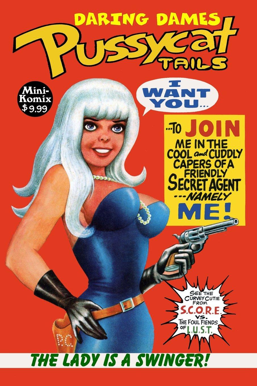 Download Daring Dames: Pussycat Tails pdf epub