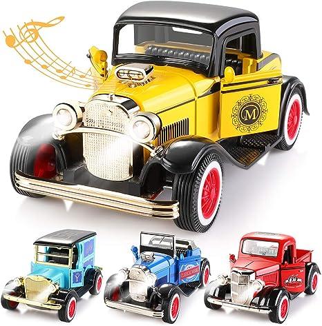 Amazon.com: Geyiie - Juguetes para coches pequeños para ...