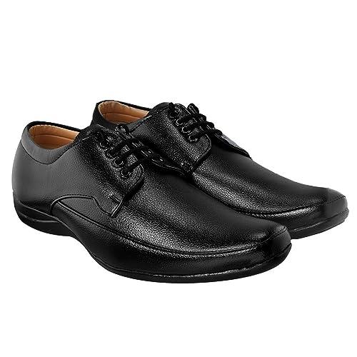 Blinder Black Formal Shoes Lace Derby