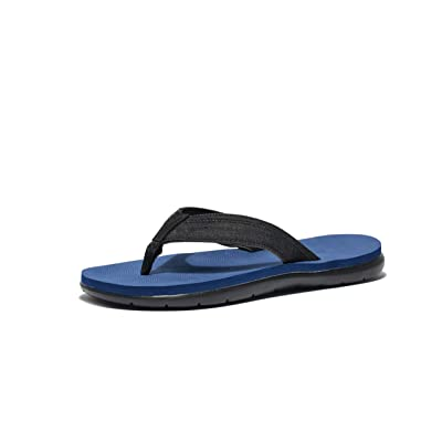 Duckmole Mens Flip Flops Thong Sandals Comfortable and Light Weight Beach Slipper | Sandals