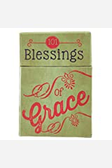 "Retro Blessings ""101 Blessings of Grace"" Cards - A Box of Blessings Hardcover"