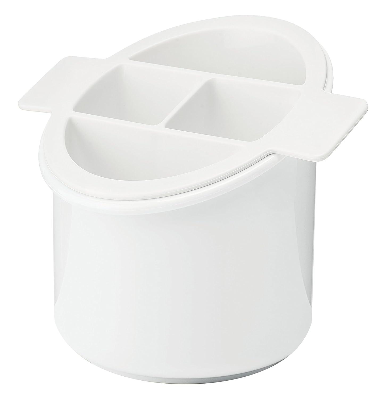 Guzzini Forme CASA 13456-11 Range Couverts en Plastique Blanc