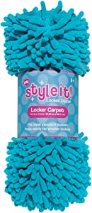 3C4G Locker Carpet, Turquoise