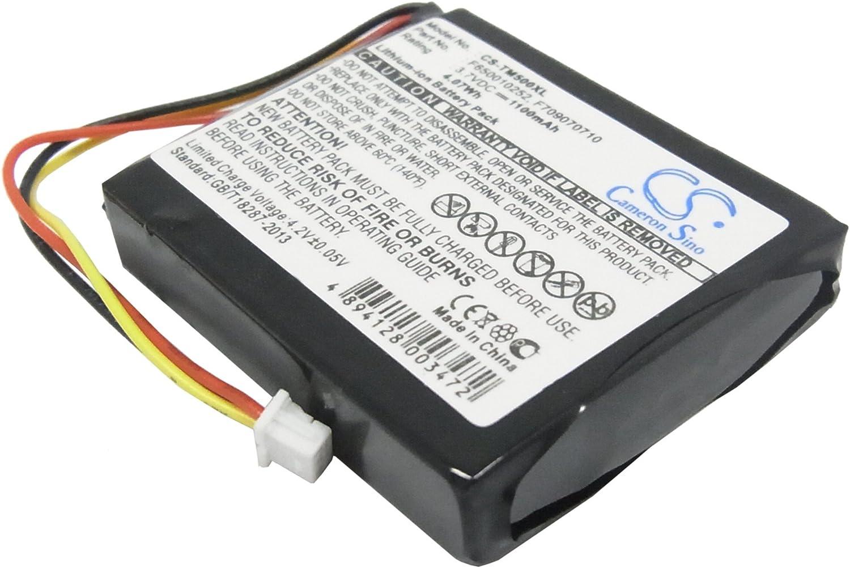 Batería Para Tom Tom One V2 V3 V5 /& Maxell 653443