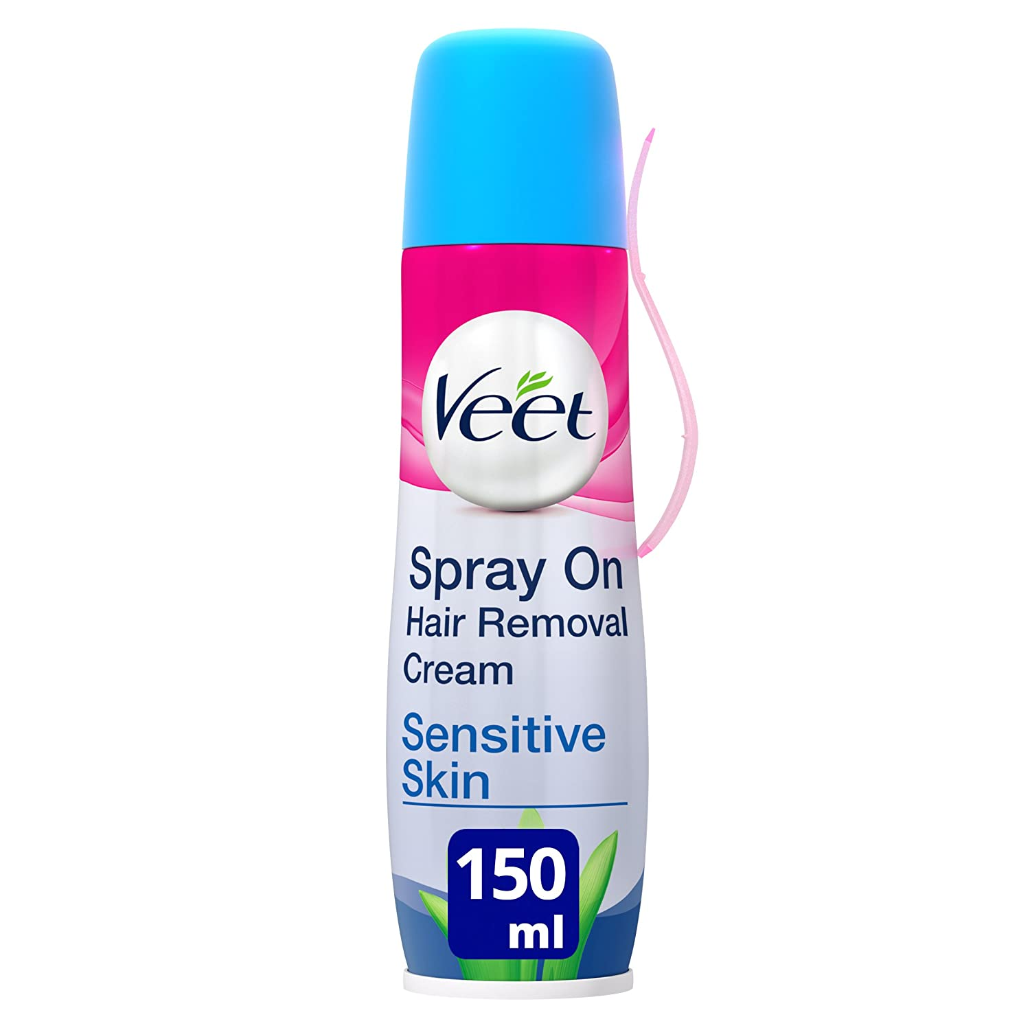 Veet Spray On Hair Removal Cream for Sensitive Skin: Amazon.es: Electrónica