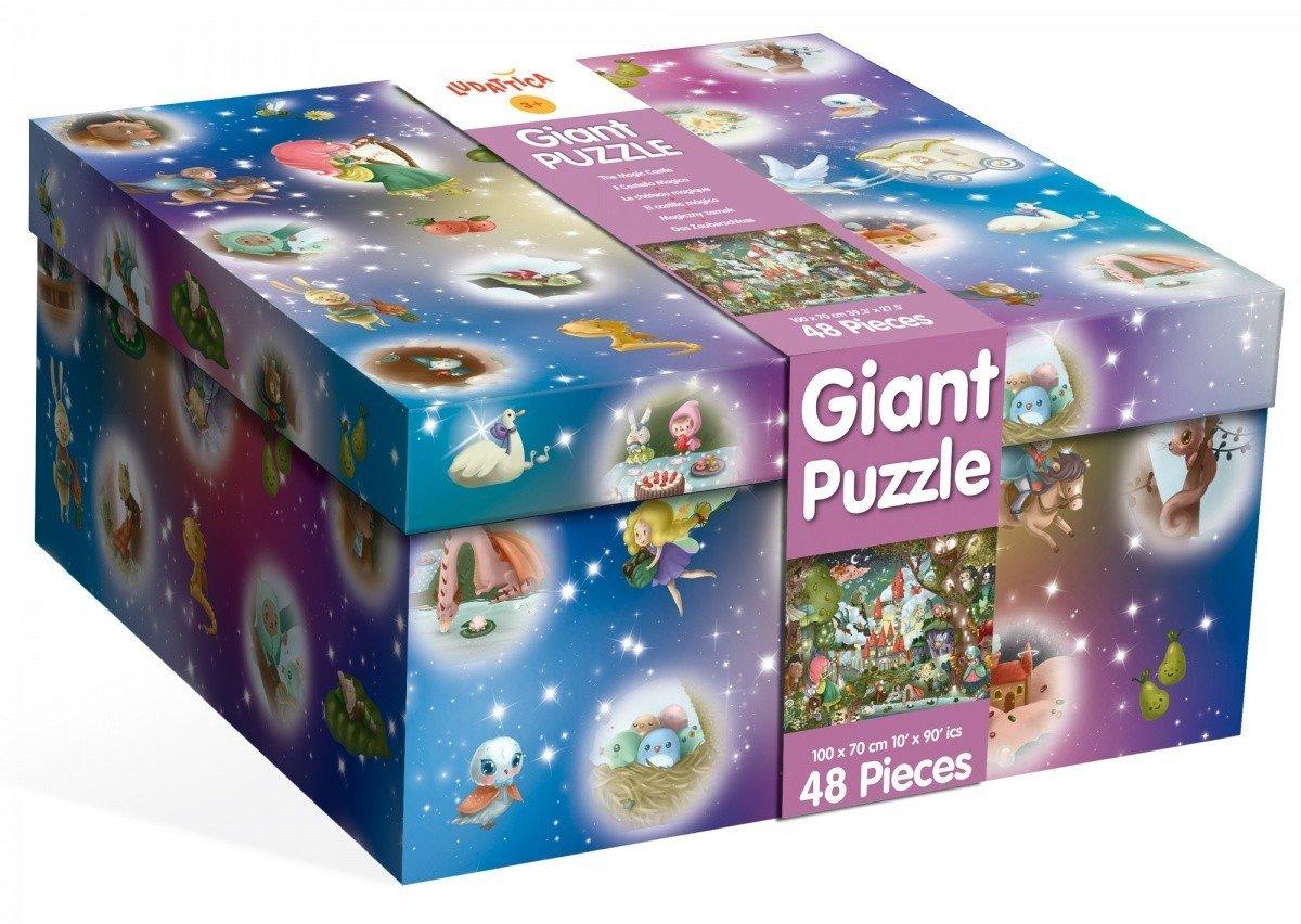 Lisciani - Puzzle de Suelo, 48 Piezas (47239): Amazon.es: Juguetes y juegos