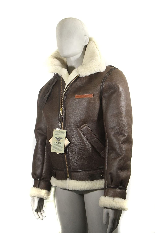 Avirex Sheepskin Jackets Jackets Review