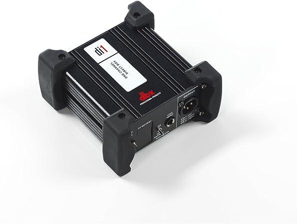 DBX di1   Caja de inyección Directa Activa: Amazon.es: Electrónica