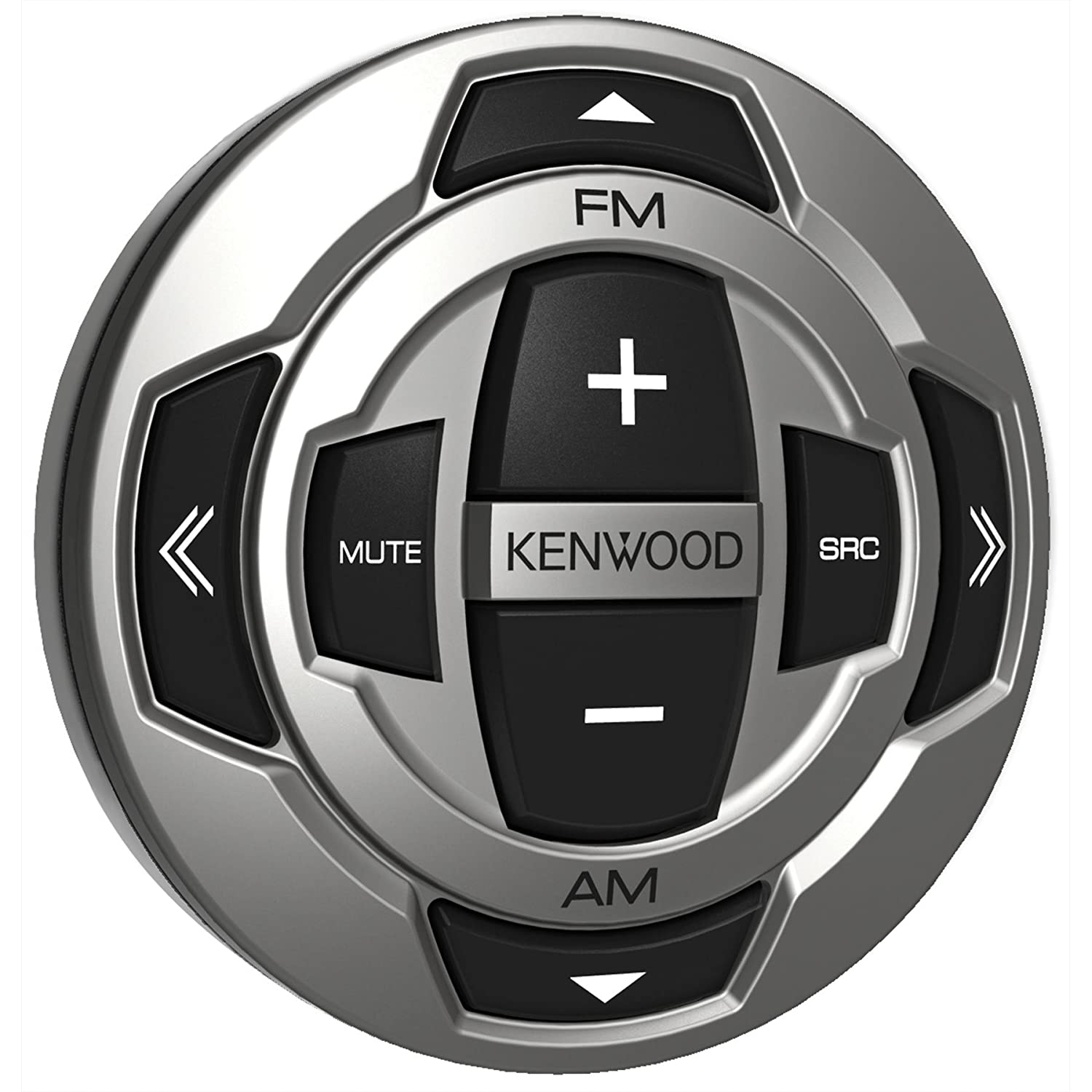 Kenwood Marine Cd Receiver With Wired Remote Kmr D358 Wiring Harness Enrock Charcoal Loudspeakers 3 Pairs Antenna