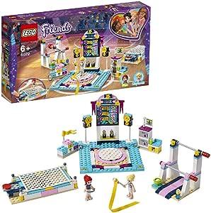 LEGO Friends Stephanie's Gymnastics Show 41762 Building Kit