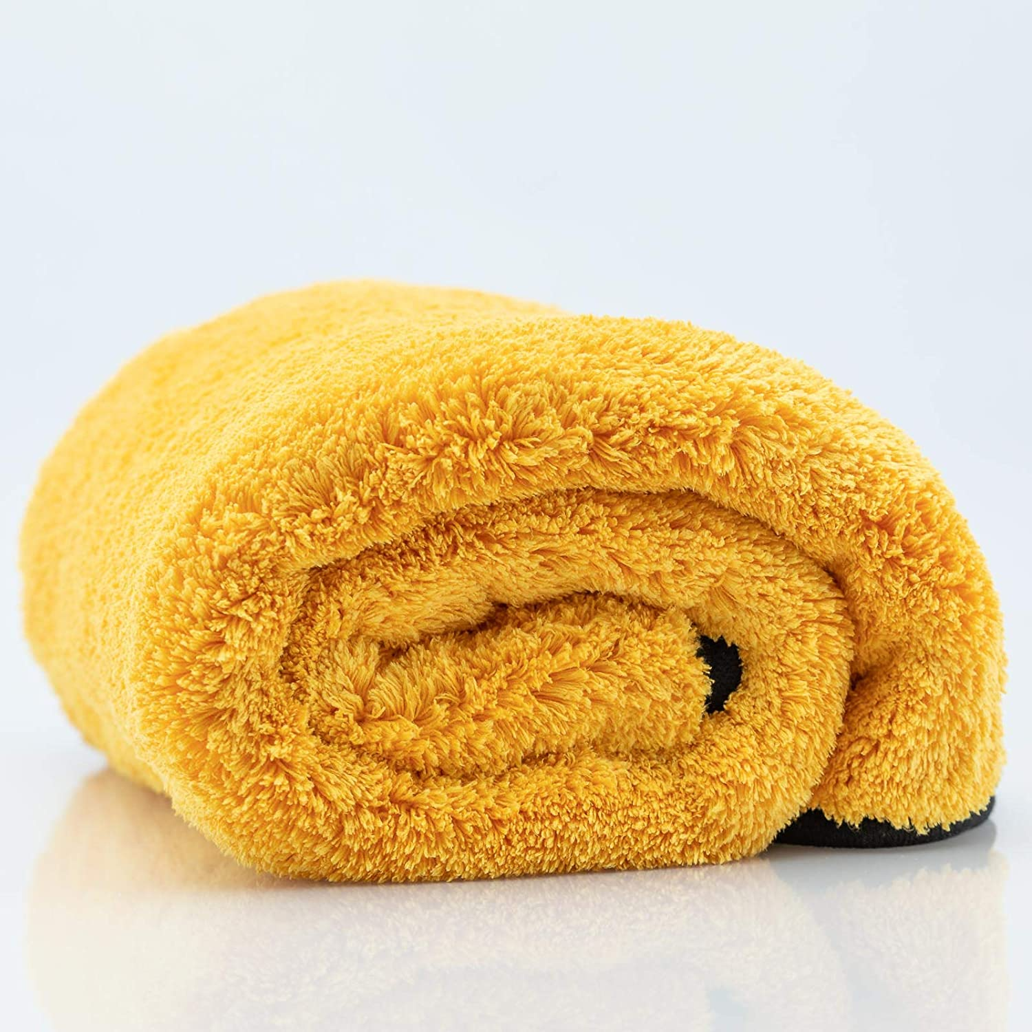 THIRSTY Finesse Premium AUTO CAR Drying Towel by Golden Bird/™ LARGE THICK 1200gsm
